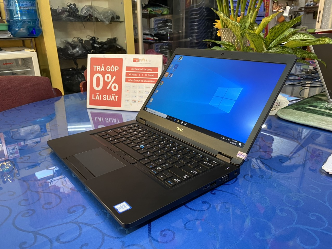 "DELL LATITUDE E5490 I5 8550U 8GB 256GB 14""FHD"