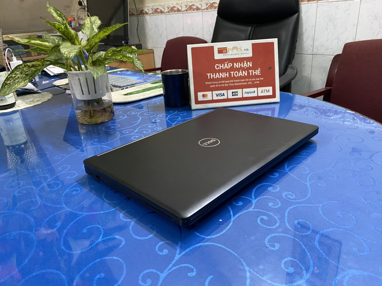 DELL LATITUDE E5580 I7 7820HQ 8GB 256GB 15.6