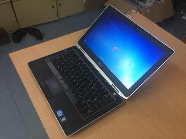 DELL LATITUDE E6320 I5 4GB 250GB 13.3