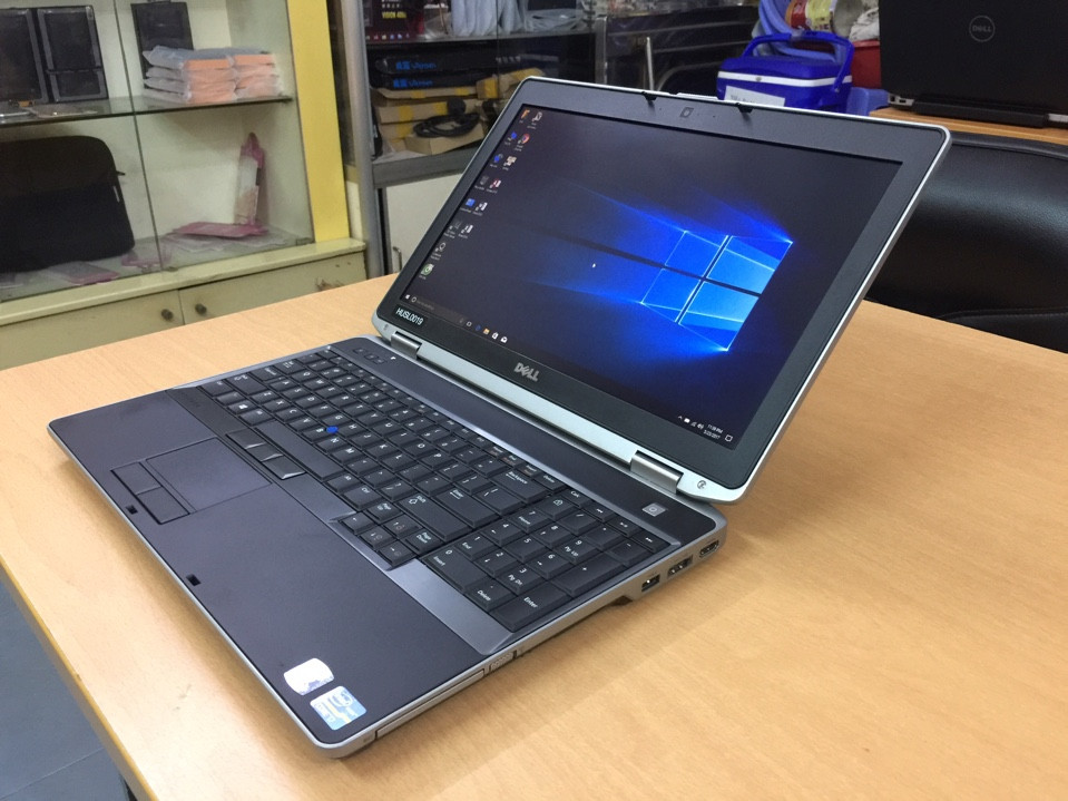 DELL LATITUDE E6530 I5 3320M 4GB 128GB 15.6