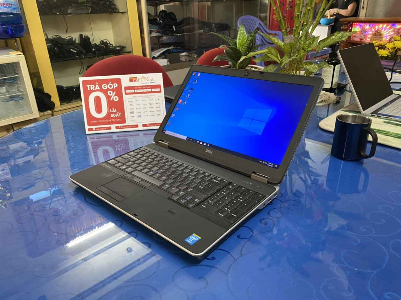 DELL LATITUDE E6540 I7 4610M  4GB 500GB SSD 15.6