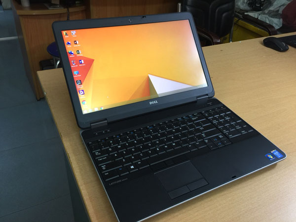 DELL LATITUDE E6540 I7 4610M  4GB 344GB SSD 15.6