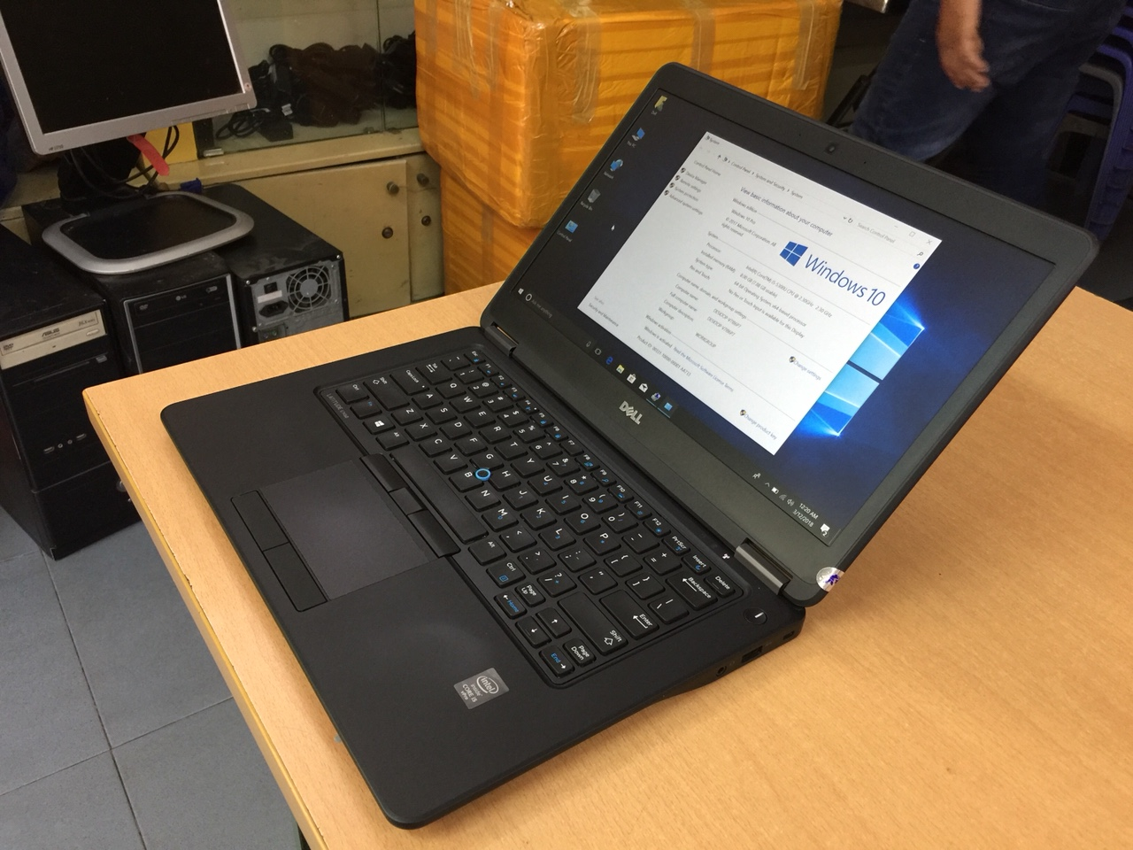 DELL LATITUDE E7450 I7 5600U 8GB 240GB 14