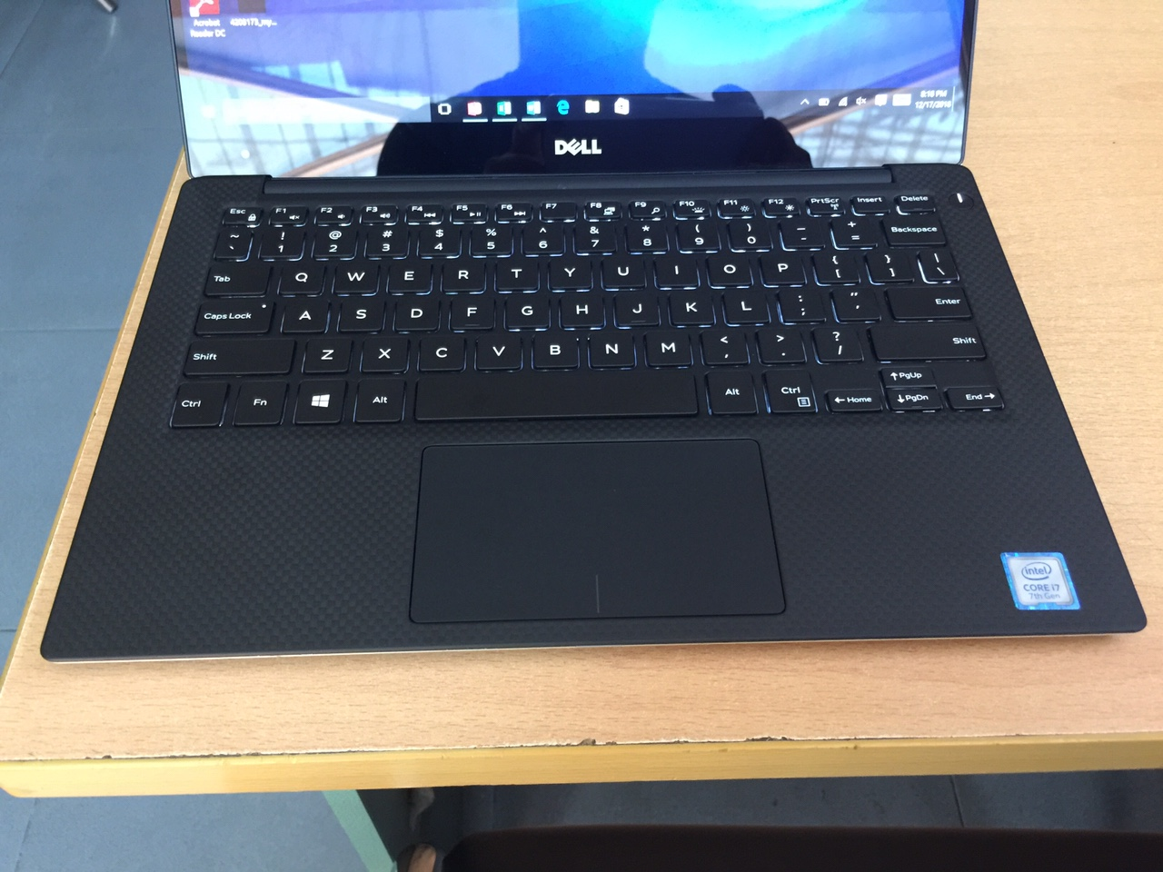 DELL XPS 13 9350 I7 6500U 8GB 256GB 13.3 3K TOUCH
