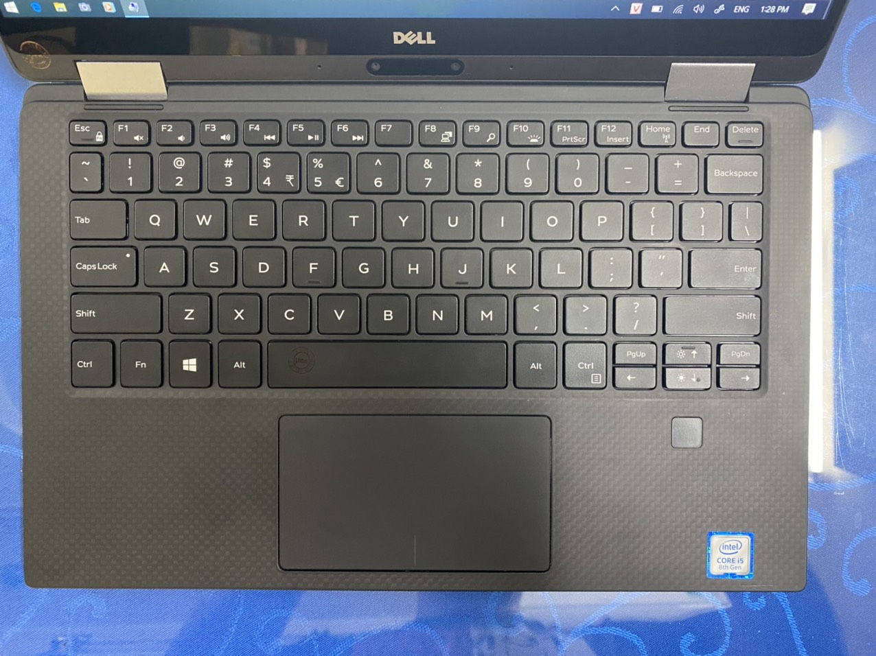 DELL XPS 13 9365 I5 8200Y 8GB 180GB 13.3FHD