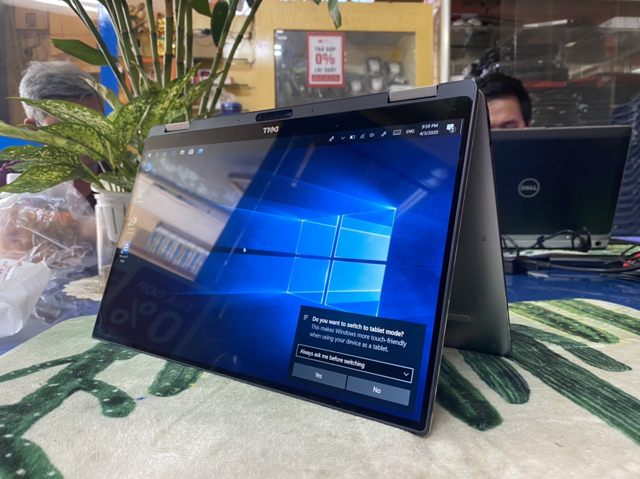 DELL XPS 13 9365 I7 7Y75 16GB 256GB 13.3FHD TOUCH