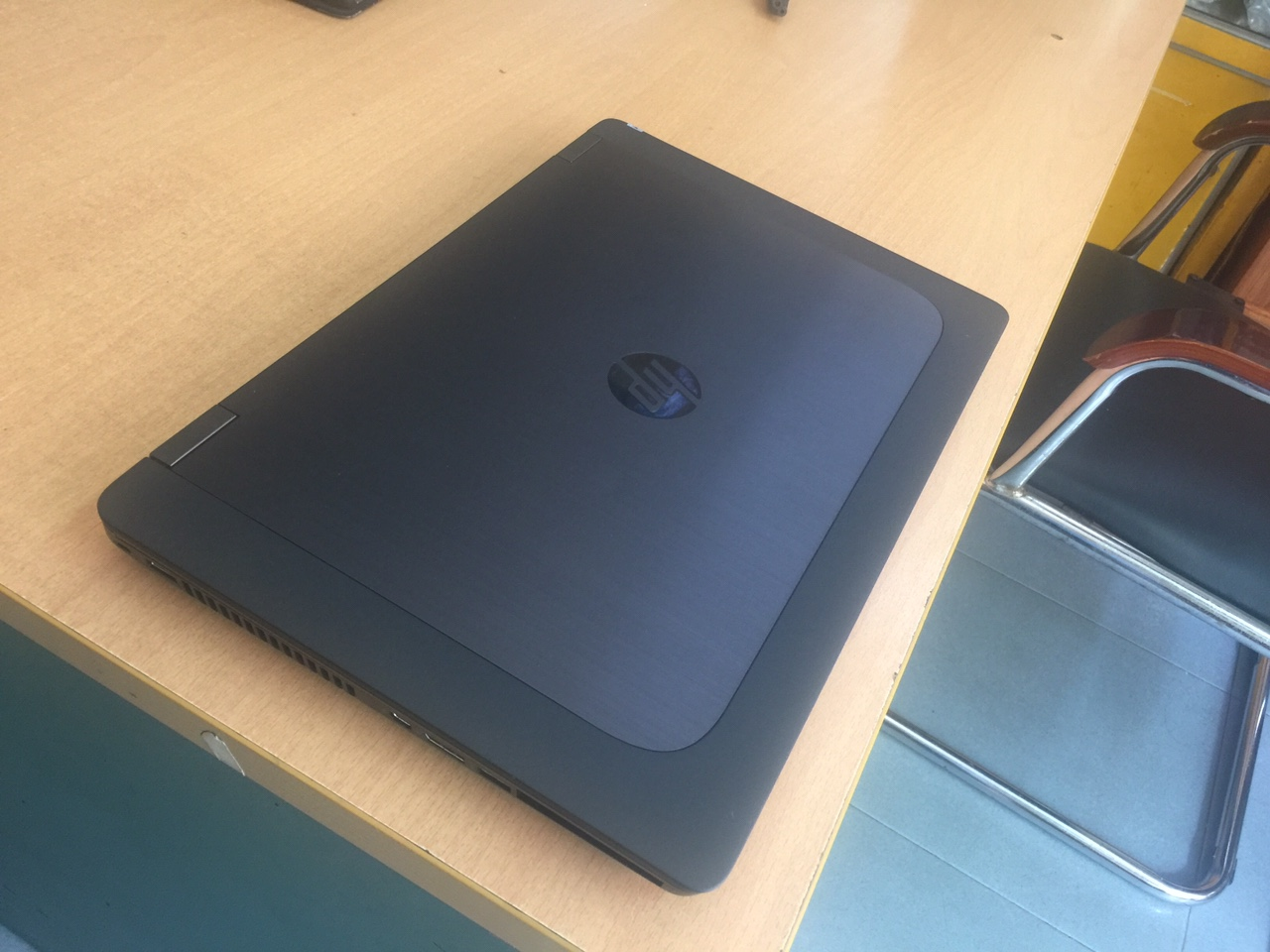 HP ZBOOK 15 G2 I7 4810HQ 8GB 256GB SSD 15.6FHD VGA K1100